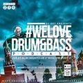 DJ 007 Presents #WeLoveDrum&Bass Podcast #279 Live @ Moscow (Part 2)