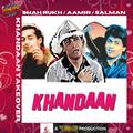 Bombay Mix: Khandaan Podcast Takeover   Best Hits of Shah Rukh Khan, Aamir Khan, Salman Khan