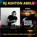 ASHTON ABELS  Saturday Lunchtime Show  House fusion Radio Weekender  6/3/21