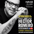Hector Romero Live at House Of Frankie HQ Milano