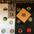 Real Roots Radio Live Show 22/10/2021