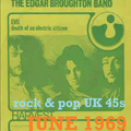 JUNE 1969: Rock and Pop on UK 45s