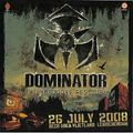 Dominator 2008 CD mixed by: DJ Predator