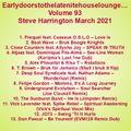 Earlydoorstothelatenitehouselounge… Volume 93 March 2021