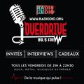 Podcast Overdrive Radio Dio 16 04 21
