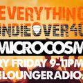 i>40 Microcosm Mix 1 on Indie Lounge Radio
