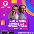 MARK HAYWARD AND MORGAN ELIOTT WITH THE M&M SHOW 23-02-21 12:00