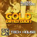 DJ RON LE BLANC - GOLD DIMENSION TECH HOUSE MIX (by SuperMezclas.com)