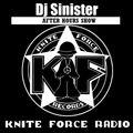 Dj-Sinister - After Hours Show - Live on Kniteforce Radio - 28-01-2021