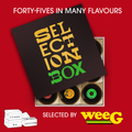 Selection Box on Floor To Ceiling Radio Selected By weeG