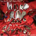 Weird Rap Radio Show #10 (by WAYZOUT ON THE WHEELS)