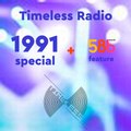 Tunnel Club - Timeless Radio Show 29 (Mar. 2021) - 1991 Special + 586 Records feature