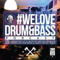 Jebar - Guest Mix -WeLoveDrum&Bass Podcast 13.08.2014