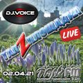 Tanzploschadka - SEASON 2021 - 02.04.2021 - part 1 - Dj.Voice Live Dj Set
