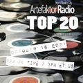 ARTEFAKTOR TOP 20 for October 16 , 2021