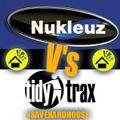 TIDY vs Nukleuz - SHED SESH LIVE - Battle of the brands.