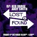 Keb Darge & Andy Smith - The new 'Lost & Found' radio promo