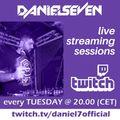 Daniel Seven Twitch Livestream Sessions - 01 December 2020