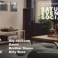 TecStyleZ Live @ Footwork Ent. Saturday Social May 1 - 21