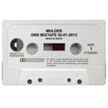Mulder - DnB Mix - 2-1-2013