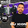MikiDz Radio August 10th 2021 ft Dj Icon & Dj Dainjazone