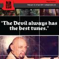 "REGE SATANAS 396 ""The Devil Always Has The Best Tunes"" @ Red Light Radio 02-12-2020"