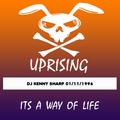 UPRISING 01/11/1996 DJ KENNY SHARP