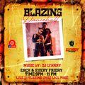 BLAZING VYBZ DANCEHALL  - LIVE FACEBOOK -  1 - 4 - 2021   DJ LYNKKY