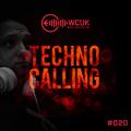 WCUK Presents Techno Calling #020 @ 2Hi Radio - 15/09/2020