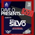Dave Q Presents... LIVE with Ed Silvo - 16th April 2021
