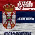 A VOLTA AO MUNDO EM QUASE 80 MINUTOS EPISODIO 9 na MUTANTE RADIO