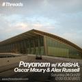 Payandam w/ KAIISHA, Oscar Maury & Alex Russell - 24-Oct-20