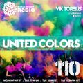 UNITED COLORS Radio #110 (Middle-Eastern Remixes, Indian Electronic, Arabic, Trap, Afrobeats, Party)