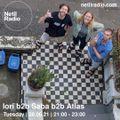 Iori b2b Atlas b2b Saba - 8th June 2021