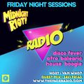 Midnight Riot Radio with guest Javi Frias host Yam Who? 23 - 10 - 20