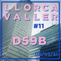 LLORCAVALLER #11, Radio D59B, 09/03/21