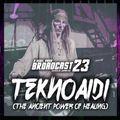 Junkie Kut's Broadcast 23: TEKNOAIDI (Shamancore: The Ancient Power Of Healing)