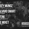 Alvaro Smart @ Veto Social Club - Dec'16 -