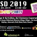WSD Warmup 27042019 Dj EsDee Part1