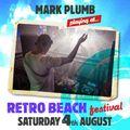 Mark Plumb, Retro Charity MIx, 16-07-2018