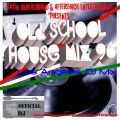 Johnny Aftershock - Old School House Mix 96' - All Vinyl Cassette Mixtape