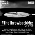 #TheThrowbackMix Vol. 10: Best of Rare Groove Parts 1 and 2