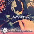 ALIENNA - Daft Punk Tribute - Backstage Radio GRK.fm 107.4