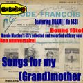 """Songs for my """"Grand""""mother"""