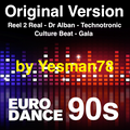 minimix 90s EURODANCE VO (Reel 2 Real, Dr Alban, Technotronic, Culture Beat, Gala)
