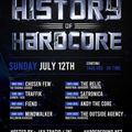 Satronica - History of Hardcore Part 2 On HardSoundRadio-HSR