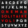 Oneman - Solitaire Vol. 1