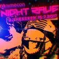 Animecon Night Rave 2017/07/15 Dj set   j-core, uk hardcore