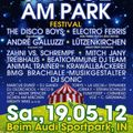 Zahni vs Schrempf live+djing @ Dance am Park Ingolstadt 19.05.12