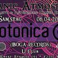 Freddy Fone @ Organic Atmosphere 6.4.19 Wuppertal